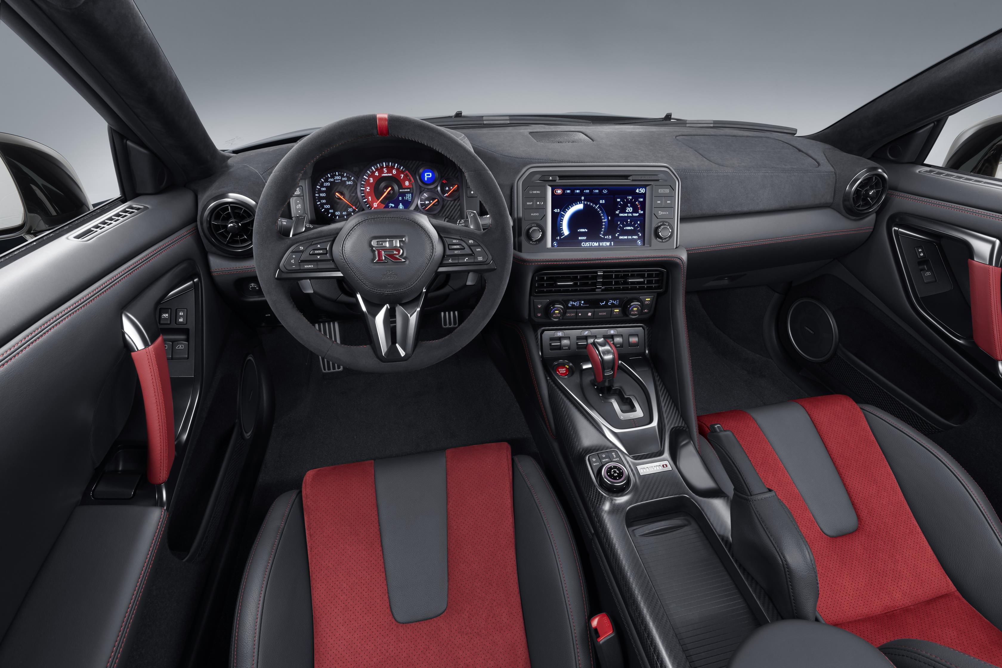 2020 Nissan GT-R Nismo unveiled | PerformanceDrive