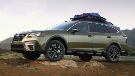 2020 Subaru Outback revealed; fresh platform, 2.4 turbo engine