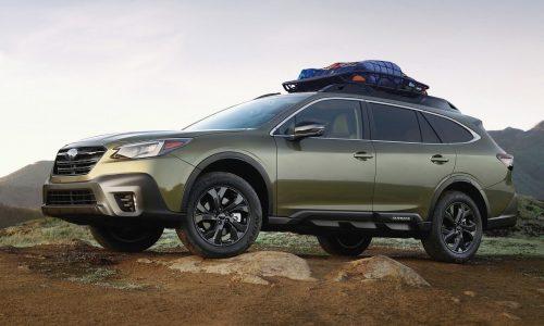 2020 Subaru Outback revealed; fresh platform, 2.4 turbo engine