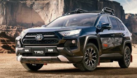 New Toyota RAV4 TRD & Modellista packs revealed