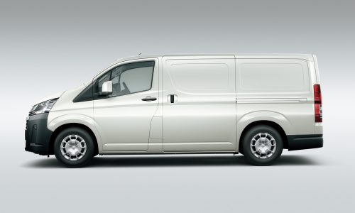 2020 Toyota HiAce on sale in Australia mid-year, from $38,640