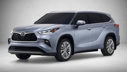 2020 Toyota Kluger revealed, gets 'Dynamic Force' hybrid option
