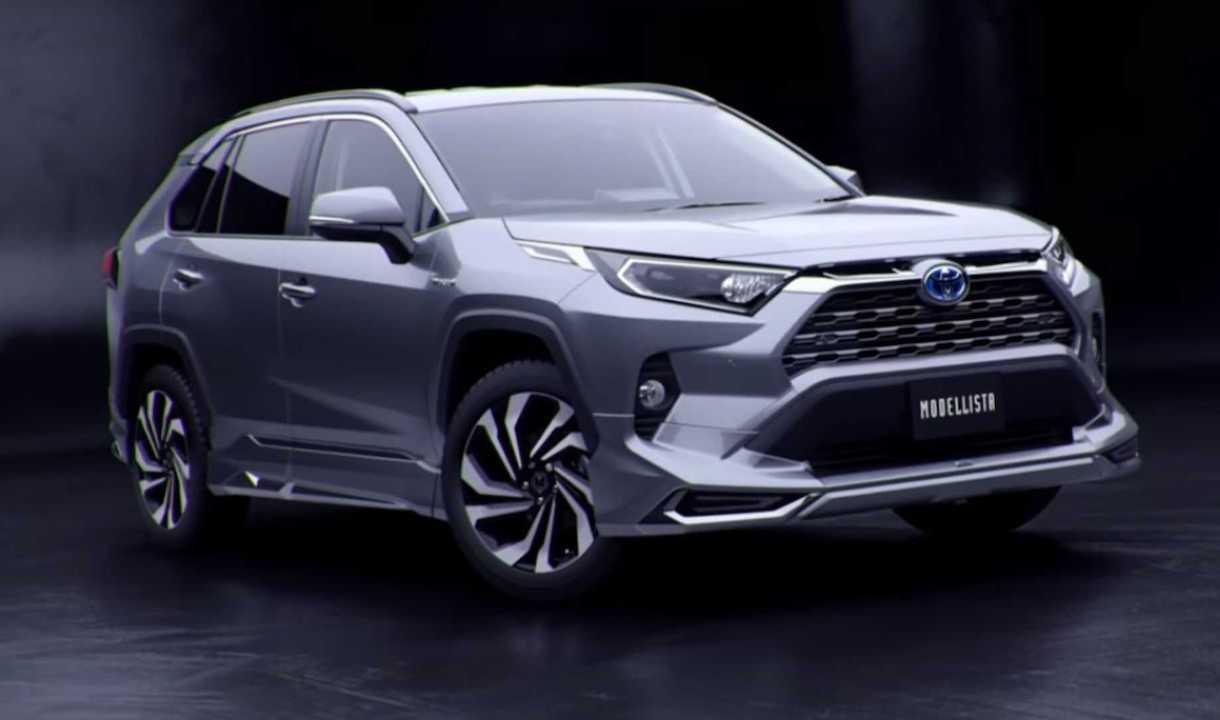 New Toyota Rav4 Trd  U0026 Modellista Packs Revealed