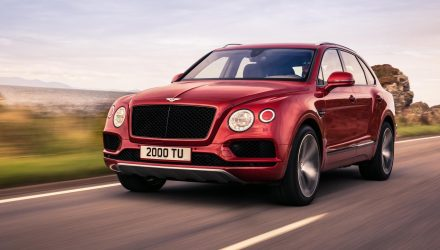 Bentley considering larger SUV than Bentayga – report