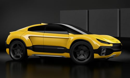Future Jeep Trackhawk crossover envisioned, adopts coupe trend