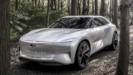 Stunning Infiniti Qs Inspiration concept revealed
