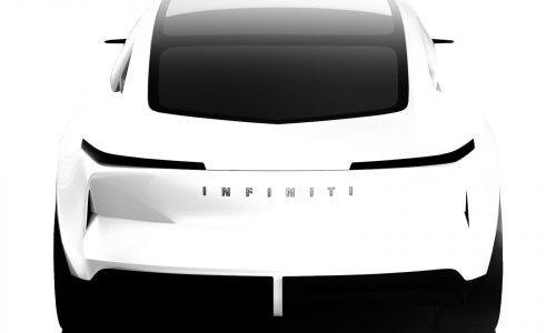 Infiniti Qs Inspiration concept to debut at Shanghai show, EV sports sedan