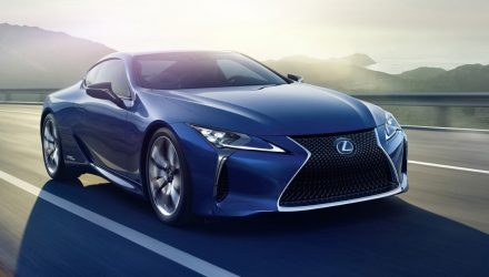 """Lexus LC F rumours heat up, """"something coming"""" later this year"""
