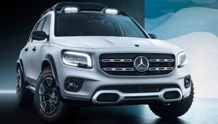 Mercedes-Benz GLB showroom version to be made in China and Mexico