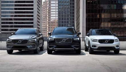 Volvo sales up 9.4% for first quarter, operating profit drops 19.3%