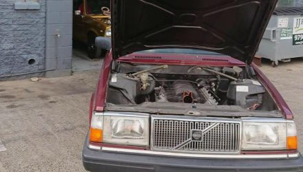 Volvo 240 GL LS1 V8 conversion project: Part 16 – still going