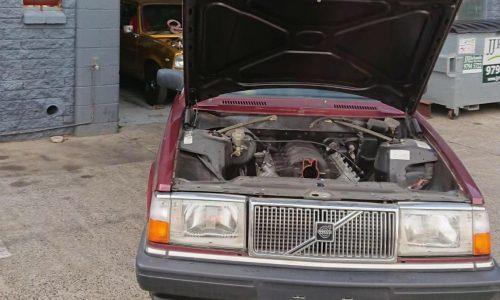 Volvo 240 GL LS1 V8 conversion project: Part 16 – still going