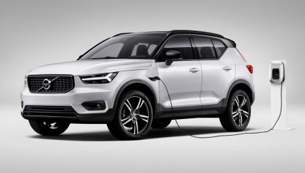 Fully electric Volvo XC40 variant coming this year