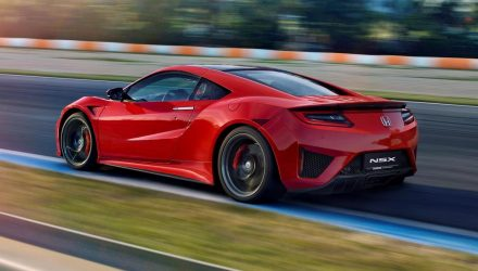 2020 Honda NSX Type R to debut at Tokyo show –report
