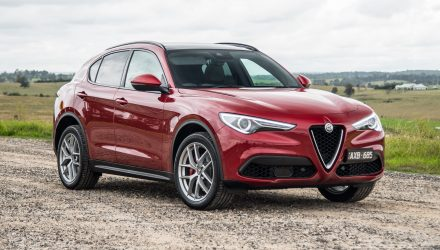 2019 Alfa Romeo Stelvio Ti review (video)
