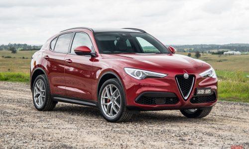 2019 Alfa Romeo Stelvio Ti review (video)