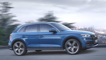 Audi Q5 55 TFSI e quattro packs all-new PHEV powertrain