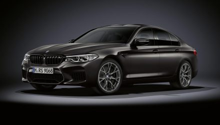 BMW M5 Edition 35 Years announced, just 350 being made