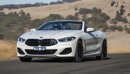 BMW 8 Series now on sale in Australia, M850i coupe and convertible