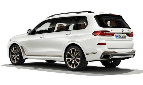 2020 BMW X5 M50i, X7 M50i performance variants revealed