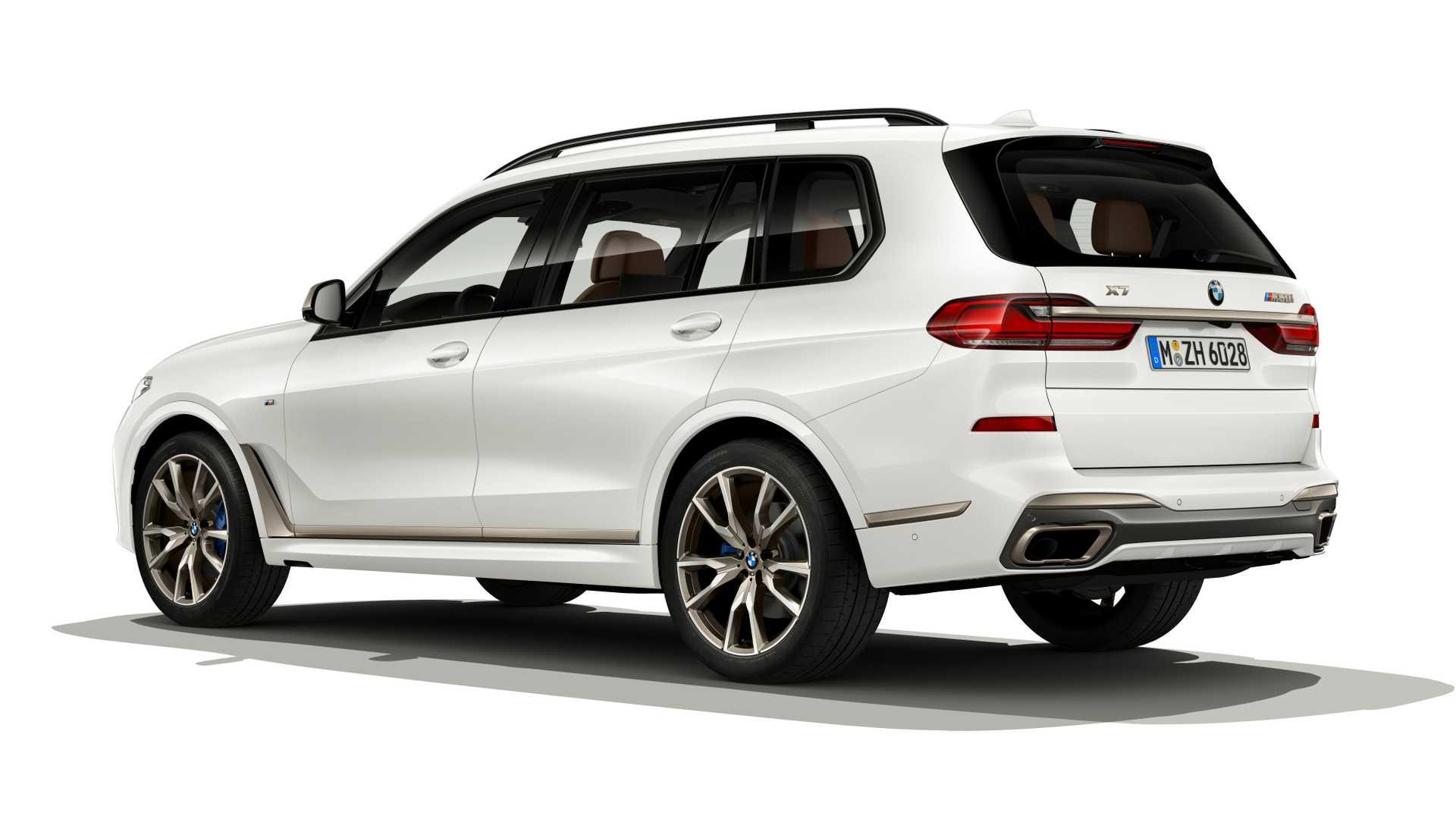 2020 Bmw X5 M50i X7 M50i Performance Variants Revealed Performancedrive