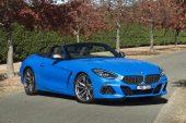 2019 BMW Z4 M40i Australia