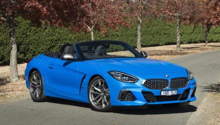 2019 BMW Z4 lands in Australia, topped by M40i