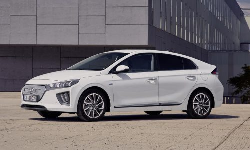 2019 Hyundai IONIQ revealed; more power, increased range