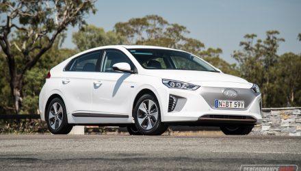 2019 Hyundai IONIQ review – Electric & Plug-in (video)
