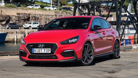 2019 Hyundai i30 Fastback N review (video)