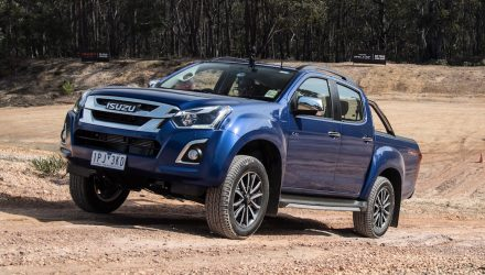 2019 Isuzu D-Max & MU-X review – Australian launch