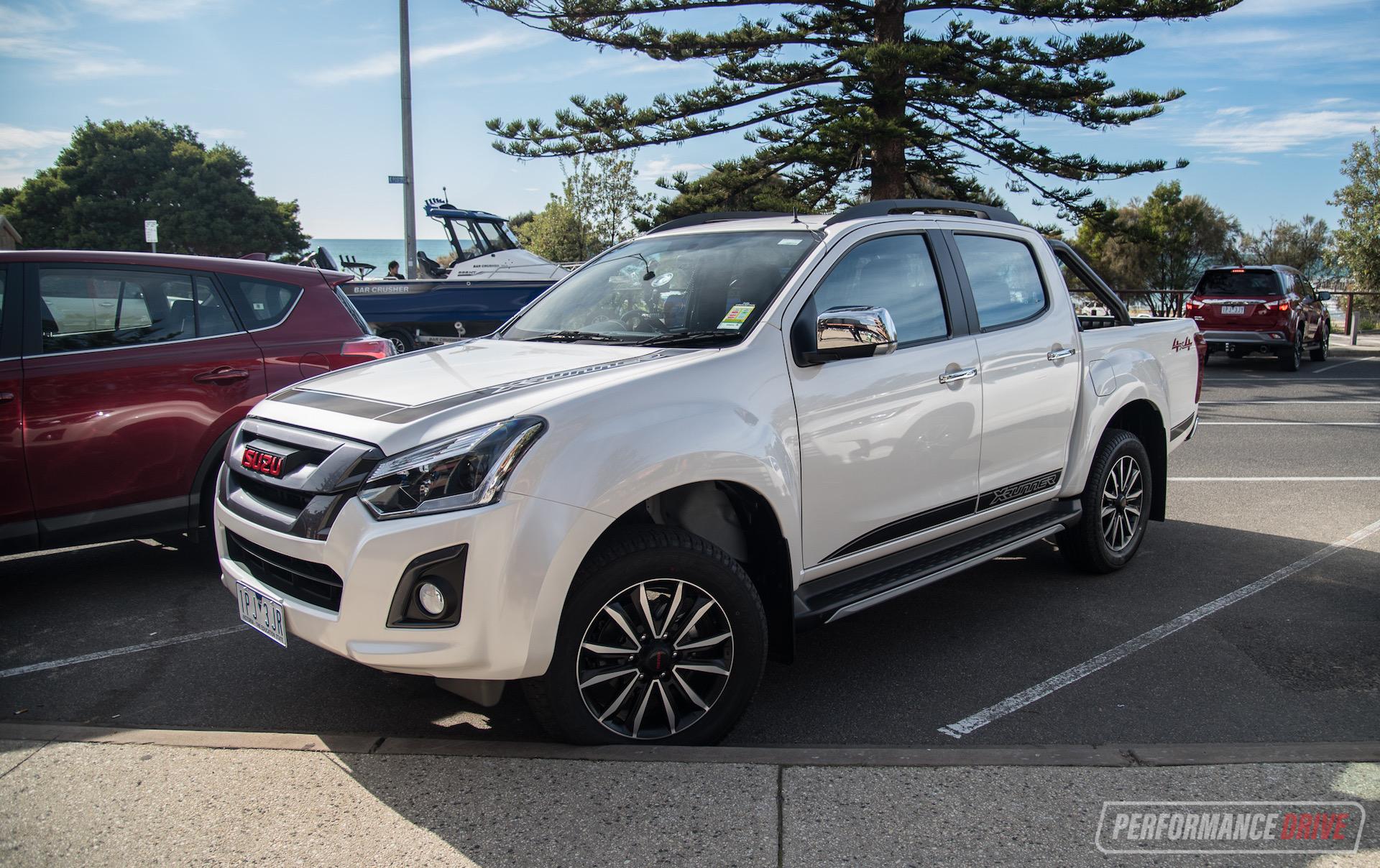 2019 Isuzu D-Max & MU-X review - Australian launch ...