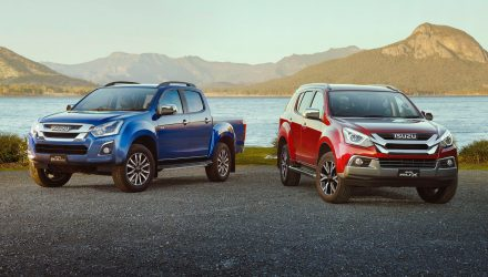 2019 Isuzu D-Max & MU-X now on sale, 6-year warranty