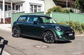 2019 MINI Cooper S-Australia