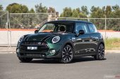 2019 MINI Cooper S-British Racing Green 2