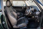 2019 MINI Cooper S-seats