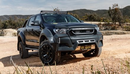 MS-RT Ford Ranger VR-46 limited edition kit announced