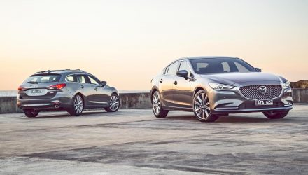2019 Mazda6 update now on sale in Australia