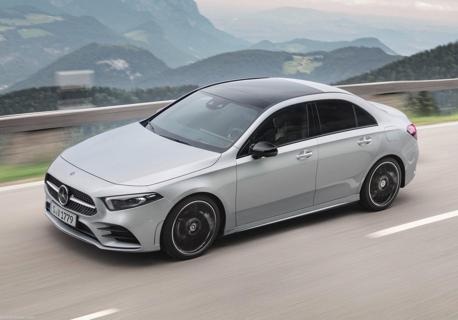 2019 Mercedes Benz A Class Sedan Now On Sale In Australia Performancedrive
