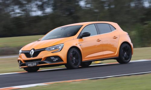 Renault Megane RS Cup now available with EDC auto