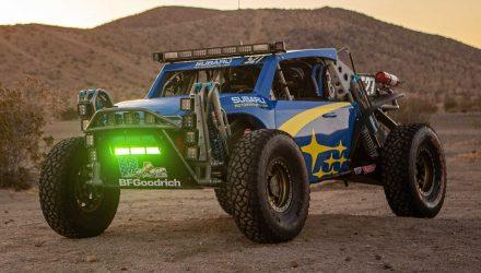 2019 Subaru Crosstrek Desert racer is ready for Baja