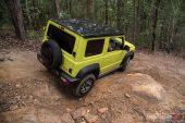 Suzuki Jimny clearance