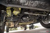Suzuki Jimny front suspension