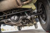 Suzuki Jimny rear suspension