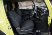 Suzuki Jimny seats
