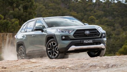 2019 Toyota RAV4 on sale in Australia from $30,640