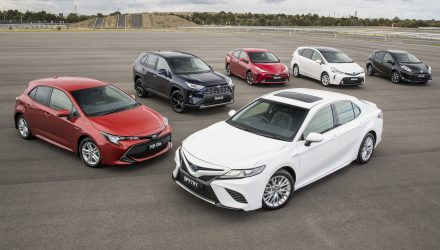 Toyota tops 2019 Trusted Brands Survey, ahead Mazda and BMW