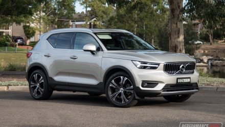 2019 Volvo XC40 T4 Inscription review (video)