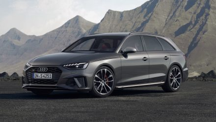 2020 Audi A4 revealed, S4 switches to TDI in Europe