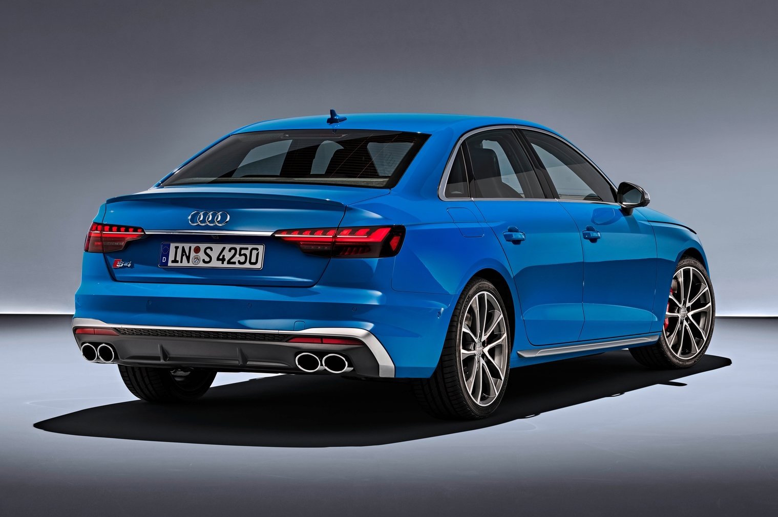 2020 Audi A4 revealed, S4 switches to TDI in Europe ...
